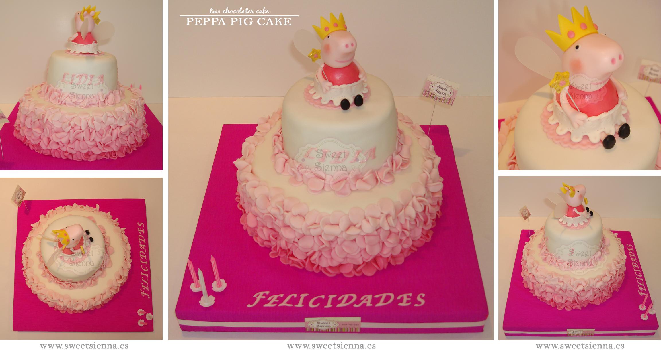 Decoracion De Torta Con Pepa Ping | MEJOR CONJUNTO DE FRASES